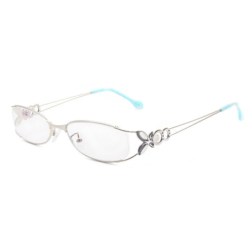 6456dd8d95 2019 2565 Women Metal Butterfly Eyeglasses Frame Optical Prescription  Glasses For Female Fashion Eyewear Spectacles Frame Optical From Grandliu
