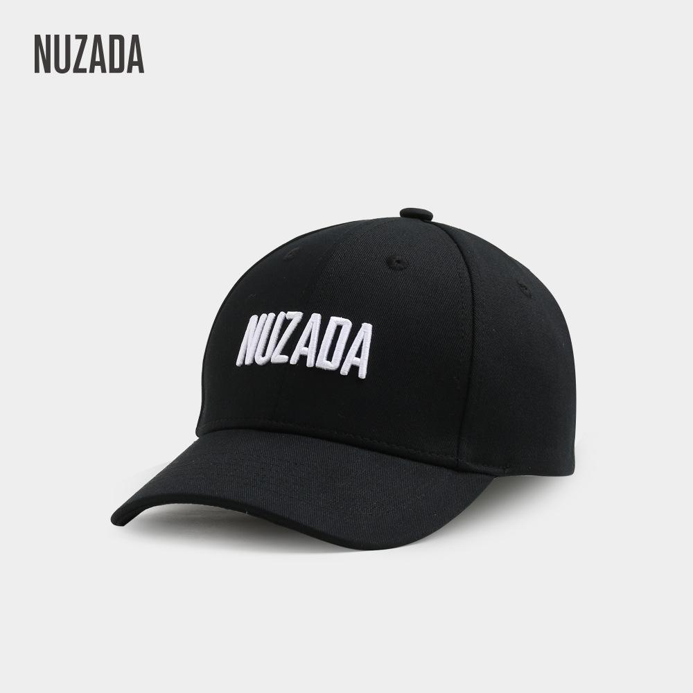 9ca2d9b8a16 NUZADA New Year s Gift Baseball Cap Fashion Letter Embroidery Duck ...