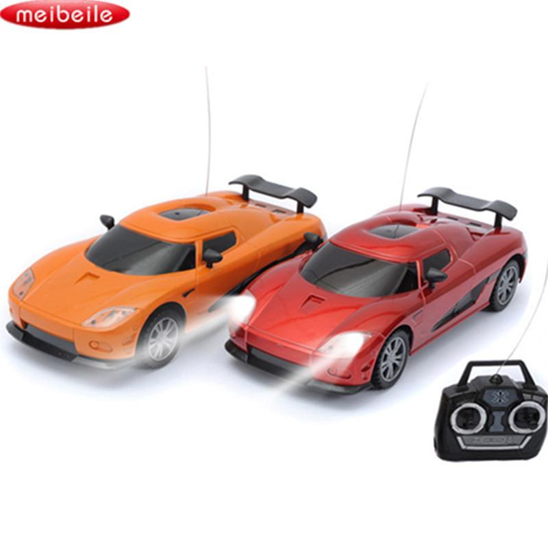 Acquista Rc Auto Telecomando Giocattolo Auto Velocita Radio Auto