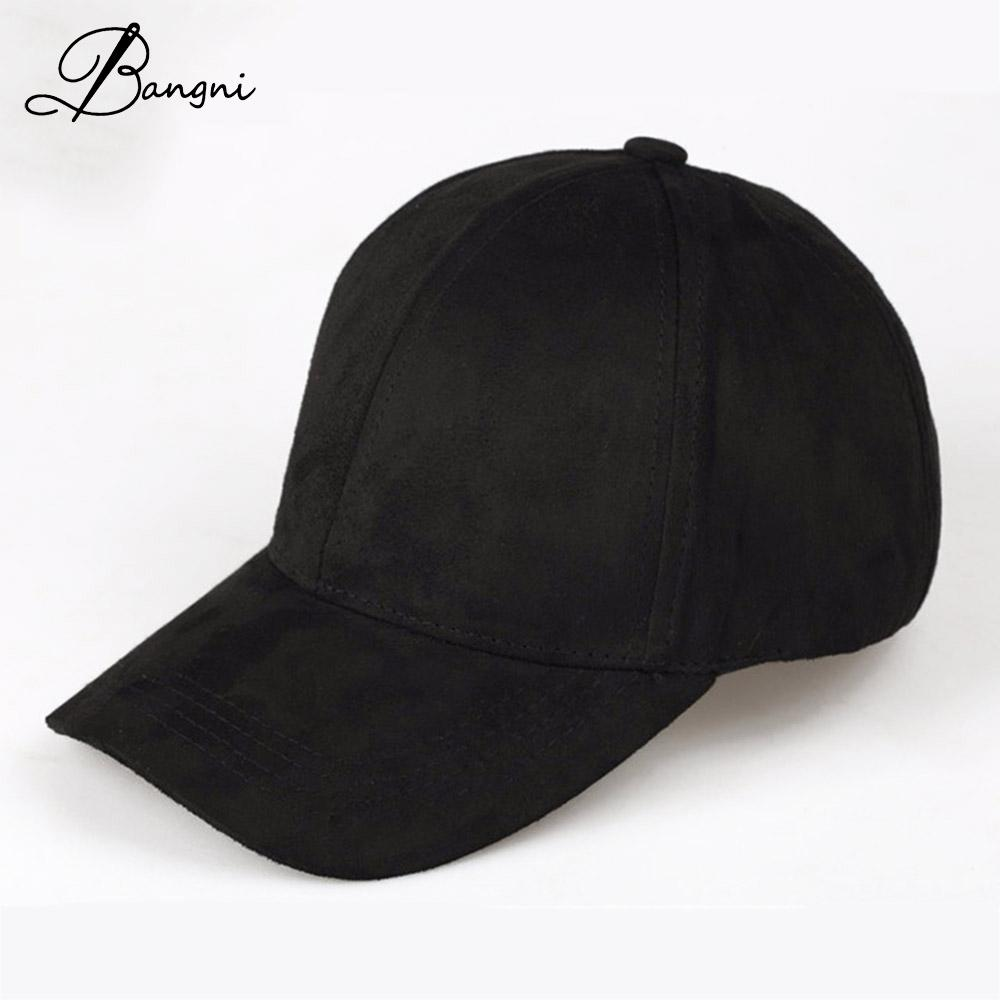 2017 Women High Quality Suede Baseball Cap Ladies Black Pink Casual Hats  Snapback Gorras Planas Hip Hop Cap Dad Hat Casquette Cool Hats Lids Hats  From ... 4050a4d30d85