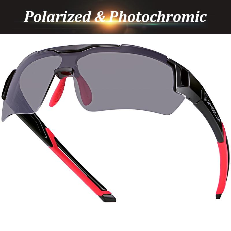 9d5ef2de09d WHEEL UP Mountain Bike Sports Sunglasses Road Bike Photochromic ...
