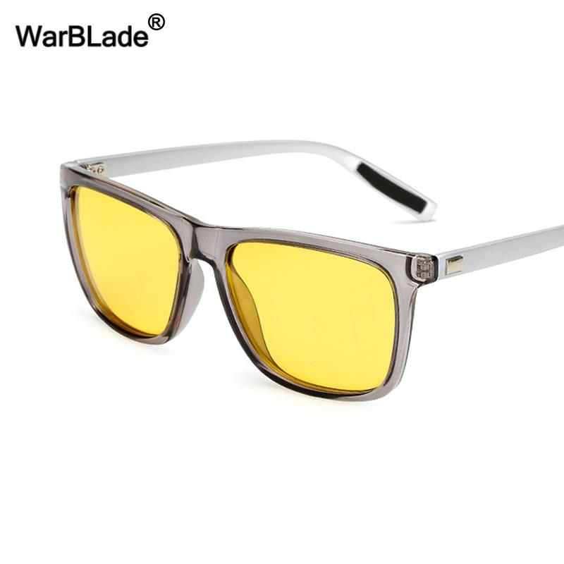 8a420d0940 High Quality HD Polarized Sunglasses Yellow Lens Night Vision Sun Glasses  Driving Goggles Anti Glare Sun Glasses For Men Women Sunglasses Sale Kids  ...