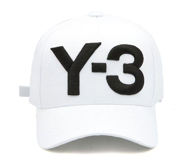 31470184 New Y 3 Dad Hat Big Bold Embroidered Logo Hip Hop Baseball Cap Adjustable  Strapback Hats Y3 Custom Caps Cool Caps From Zane88, $5.32| DHgate.Com