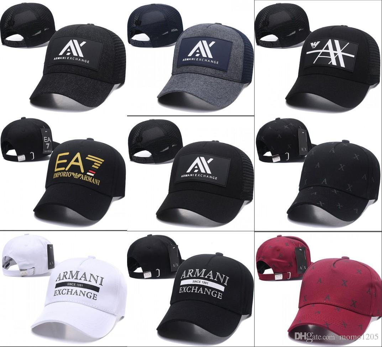 cbbff8ae3efaa New Rare Fashion AX Hats Brand Hundreds Tha Alumni Strap Back Cap Men Women  Bone Snapback Adjustable Panel Casquette Golf Sport Baseball Cap Trucker  Caps ...
