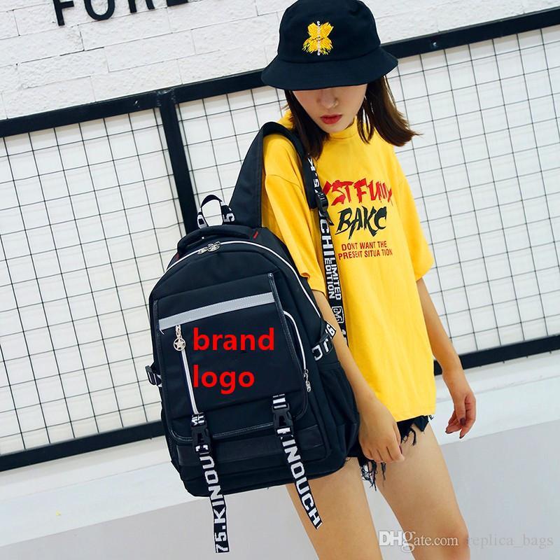 30d4d2dfd506 Cheap Designer School Bag Original Quality Canvas Material Bag Brand ...
