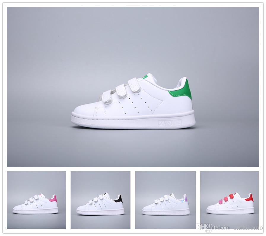 Niños De Stan Smith Zapatos La Los Compre Es Adidas Del Llegada n6Fqgg
