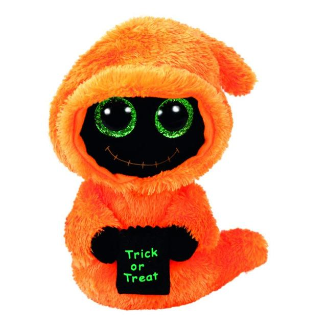 dfff91b2a8e 2019 Ty Beanie Boos 6 15cm Grinner The Reaper Plush Regular Soft Stuffed  Halloween Ghost Collection Doll Toy From Beasy
