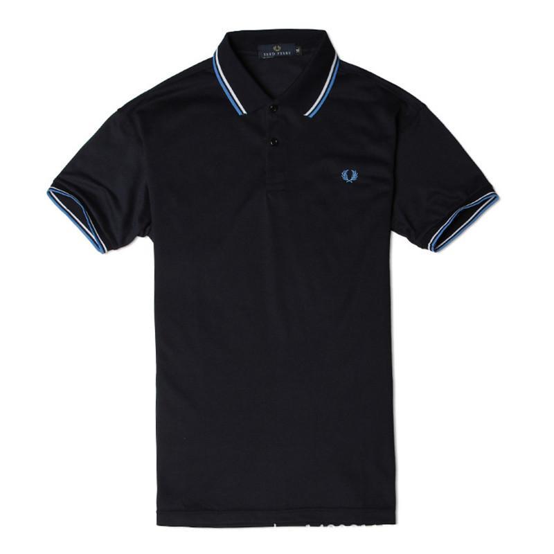Men Brand Polo Shirt Luxury Polo Leisure Shirt for Men 2018 New ... 11ad422fd7ed