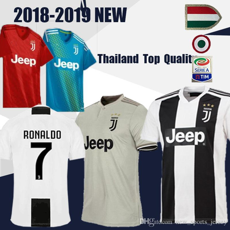 7 Ronaldo Juventus 7 Ronaldo 10 Paulo Dybala 9 Gonzalo Higuain Muy  Populares Camisetas De Fútbol De Los Hombres De Calidad Superior Por  New sports jersey c414fd05d4ac2