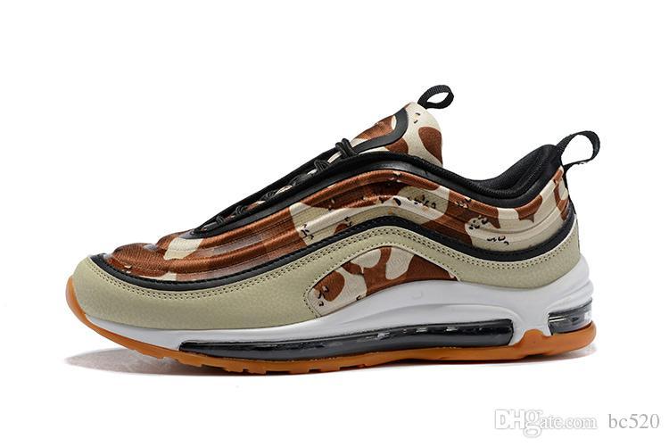 check out 54221 b99b3 Compre Nike Air Max 97 Nuevo 97 Zapatos Para Mujer Para Hombre Ultra  Confeti Pana De Plata Negro Multi Blanco Og Ul17 Zapatillas De Deporte  Zapatillas De ...