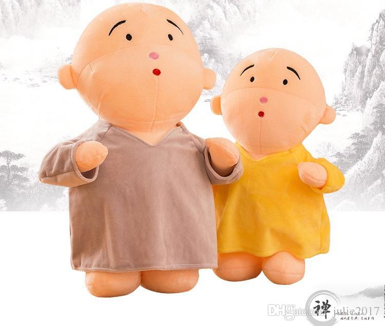 Muñeca encantadora Lindo Personaje de Dibujos Animados Peluches Figura Muñeca Regalo Creativo Bebé Juguete Suave Muñecas Regalos de Navidad para Niños