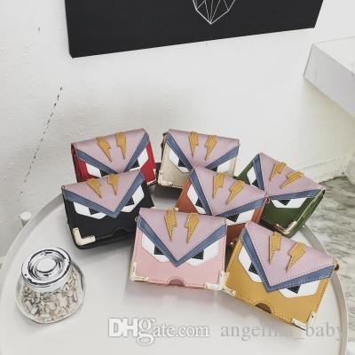 b801b848751a Kids Korean Fashion Purse Handbags Baby Girls Small Shoulder Bags ...