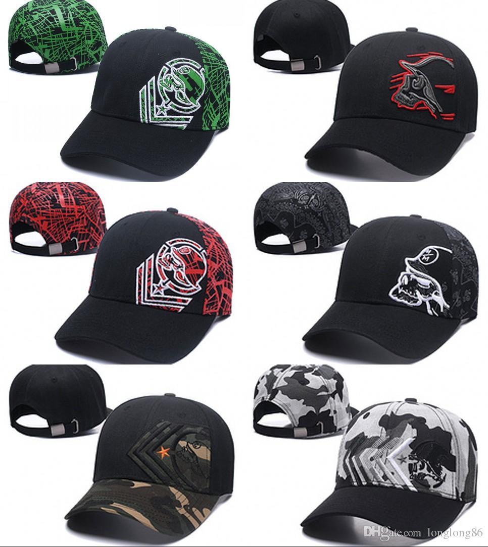 4e187014443 Good Sale Metal Snapback Hat Snap Back Hat For Men Summer Baseball ...
