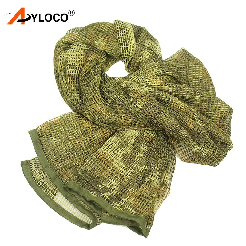 Camouflage Arab Tactical Mesh Scarf Men US Army Soldiers Breathable Scarves  Conceal Shawl Sniper Face Veil Scarf Womens Scarves Knitted Scarves From  Alley66 ... 88ca85e7852