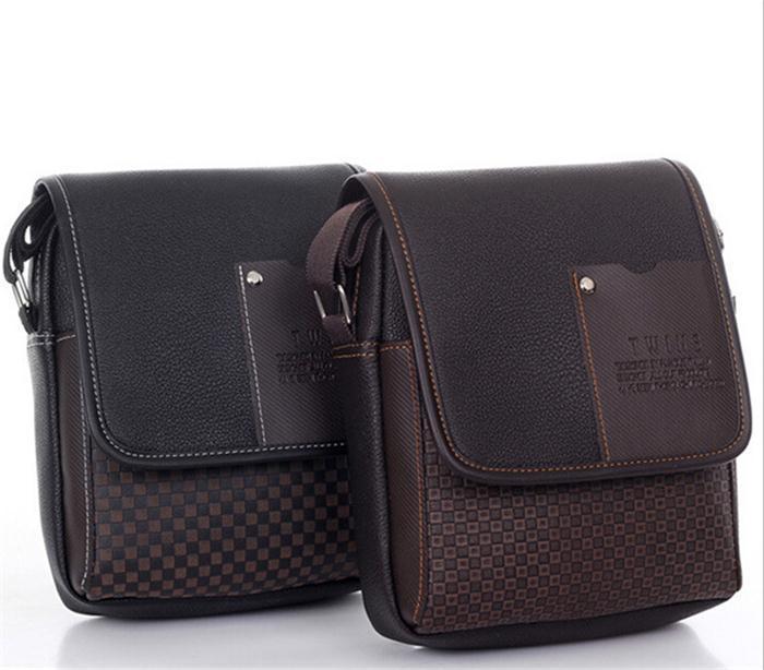 4318a47ccf New Wholesale-Lowe Price Pu Leather Men's Messenger Bag Stylish ...