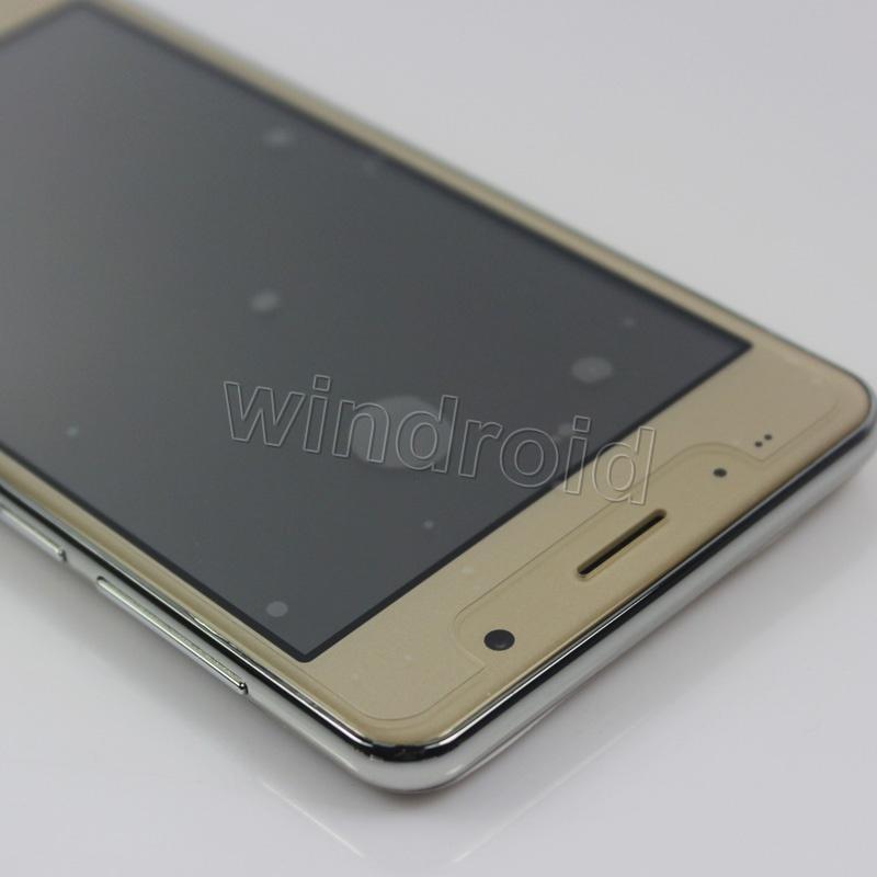 Günstigstes 5 Zoll D503 3G Smartphone MTK6580 Viererkabel-Kern 1GB 4GB WCDMA entsperrte Android 6.0 854 * 480 Doppel-SIM Kamera 5MP bewegliches Handy