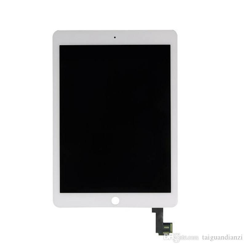 new 9.7'' original for iPad Air 2 Air2 iPad 6 A1567 A1566 lcd display Touch Screen Digitizer glass,