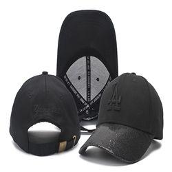 f1cc940ae24 22018 New NY Baseball Caps Hiphop Men Women Adjustable Hats 3D ...