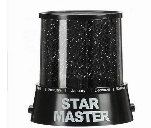 스타 프로젝터 램프 회전 음악 LED 스타 이라크 프로젝터 화려한 야간 조명 수면 램프 창조적 인 선물