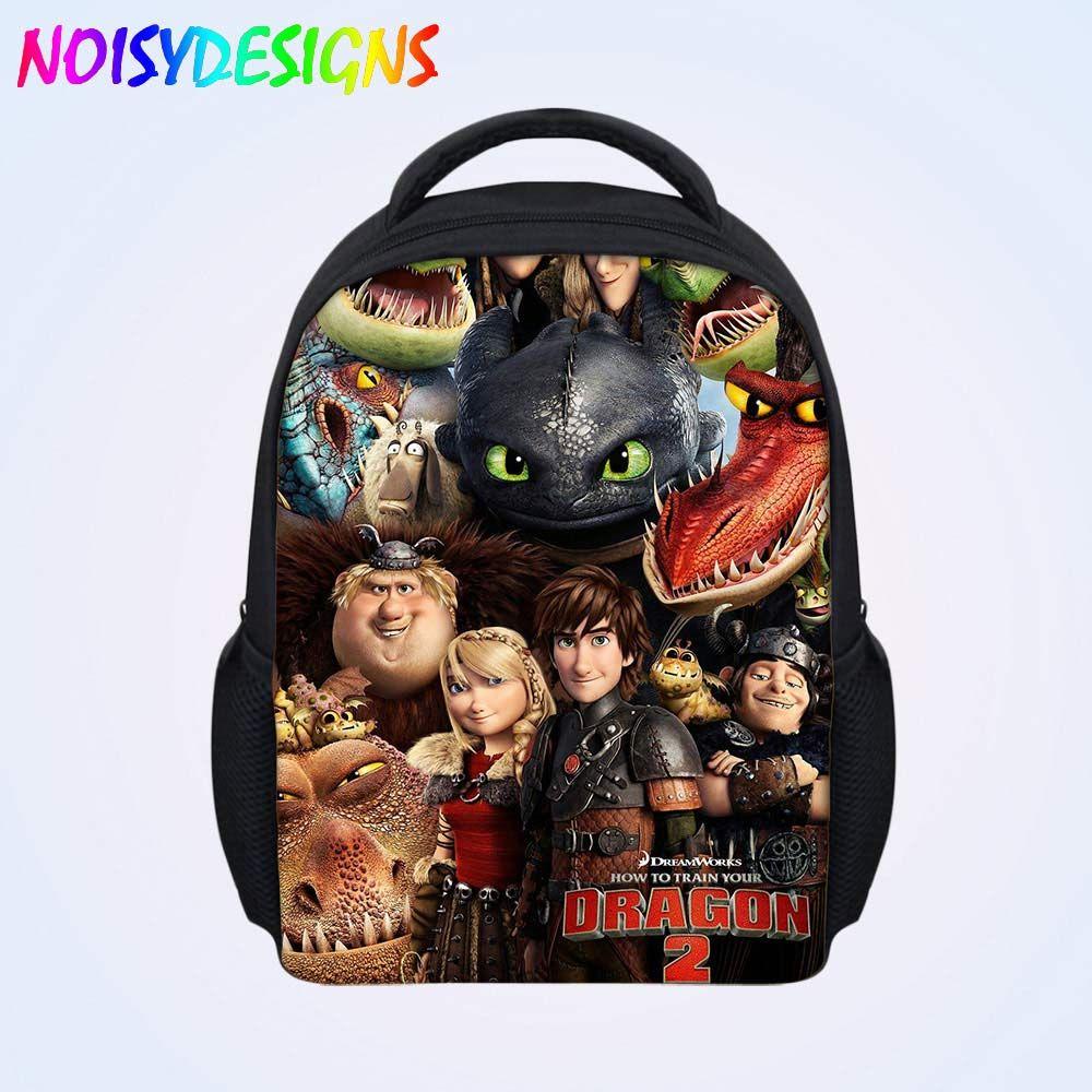 12179dd28e84 Girl Backpack For School How To Train Your Dragon School Bag Travel Bag  Children Boys Student Bags Satchel Backpack Mini Jansport Backpacks School  Bags From ...