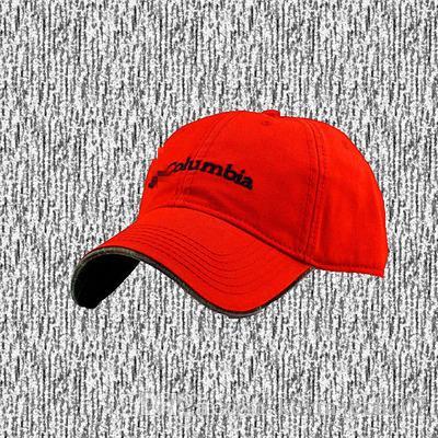 Großhandel Columbia Logo Baseballmütze Casual Sonnenhut Einstellbare ...