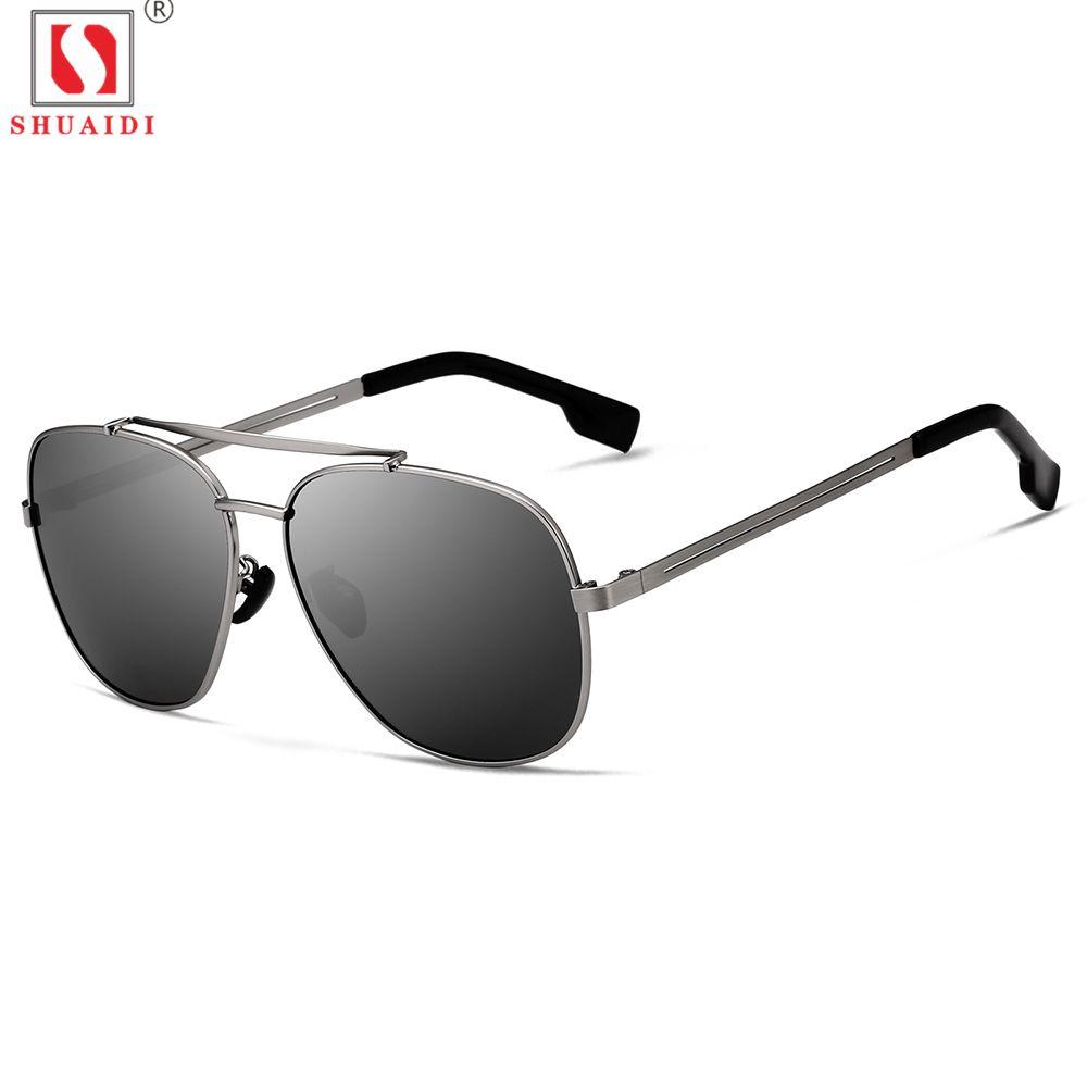 0c9a86cbb759 Vintage Pilot Sunglasses Women Men Silver Mirror Alloy Driving Shades Top Pilot  Classic Sun Glasses Brand Glasses Oculos De So Mirrored Sunglasses Heart ...