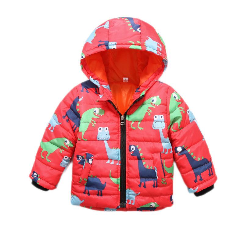 11c3d4944 Baby Girl Clothes Cotton Padded Loose Coat Winter Cotton Thickening ...