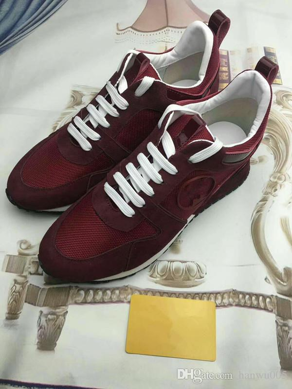 a0b4547124 2018 Arena Men s Leather Sneakers Luxury Shoes Trainers Brand Mens ...