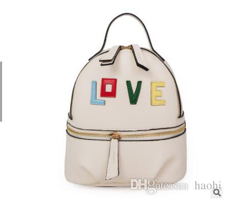 301e68e499 2019 Children S Bag Small Lovely Design Backpacks Kids Mini School Bags  Book Bags For Toddlers Baby Girls Cute Bag Brand Leather Bag From Haohi