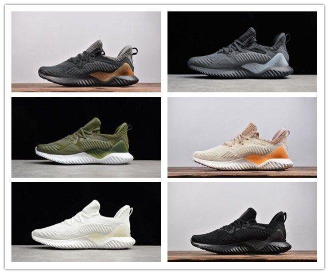 separation shoes f7959 ebbcc Acquista 2018 All ingrosso Alphabounce Oltre Le Donne Scarpe Da Corsa Alpha  Rimbalzo Hpc Ams 3m Sport Trainer Sneakers Scarpe Uomo Eu40 45 A  50.77 Dal  ...