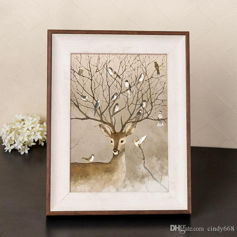 2018 Classical Frame For Family Photo Simple Design Picture Frame