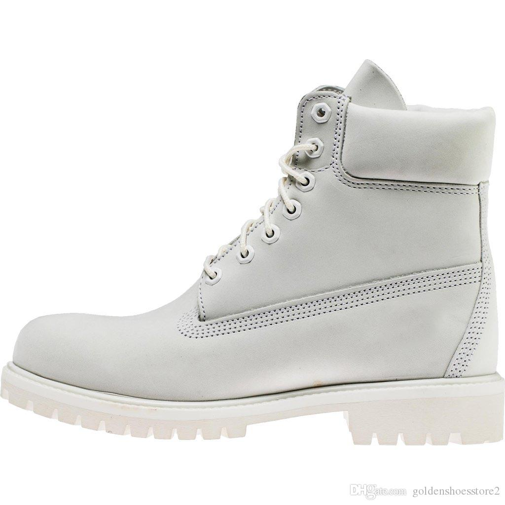 Men Women Inch White Dame Hvit Boot 6 Outdoor Sko Mid Norge Boots 2HIE9WYD