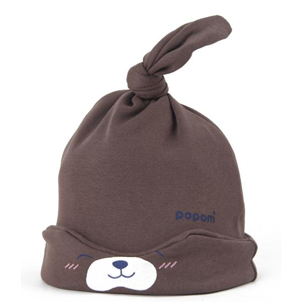 db9ef01c01d Cute Comfort Cartoon Baby Caps Toddlers Cotton Sleep Hats Headwear Hat