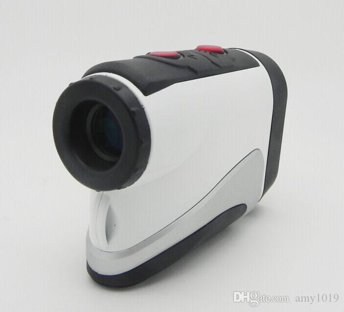 2018 Brandnew multifuncional telémetro de caza Laser Golf range Finder con Pinseeker Yardage Device laser meter