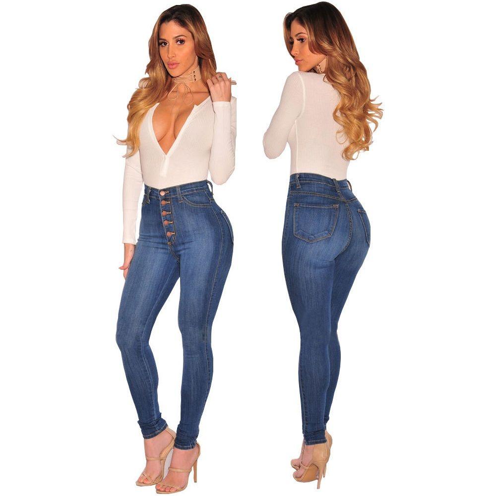 enge jeans frauen