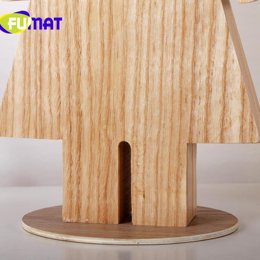 Neuer hölzerner Schreibtischlampenjungen-Mädchenraum führte Tischlampe