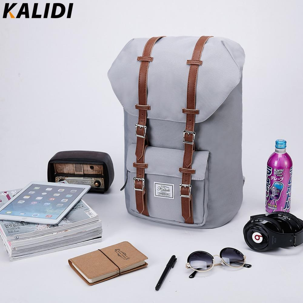 82e404871f 2019 KALIDI Brand 15 Inch Laptop Bag Backpack Men Backpack 15.6 17.3 Inch  For Travel School Bags Rucksack Mochila Hombres 13 To 17 From Moncia01
