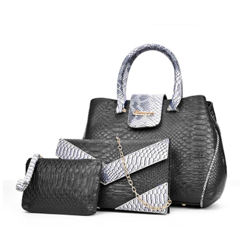 1c27f01ff2a1 Women Handbags Set Shoulder Bag Luxury Designer Crossbody Bag For ...