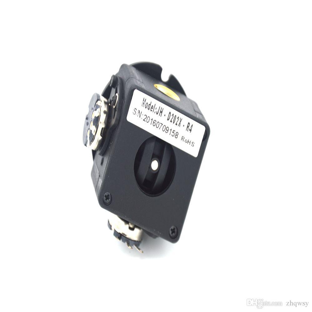 Joystick Potentiometer 10K ohm switch rotation 2-way direction JH-D202X-R4 joystick joystick potentiometer, black