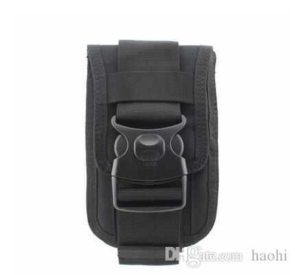 2019 Brand New Molle Fabric Nylon Sports Bag Outdoor Shockproof Double  Phone Pouch Phone Bag Belt Pouch For Multi Phone Mul External Package From  Haohi, ... 668417a15f