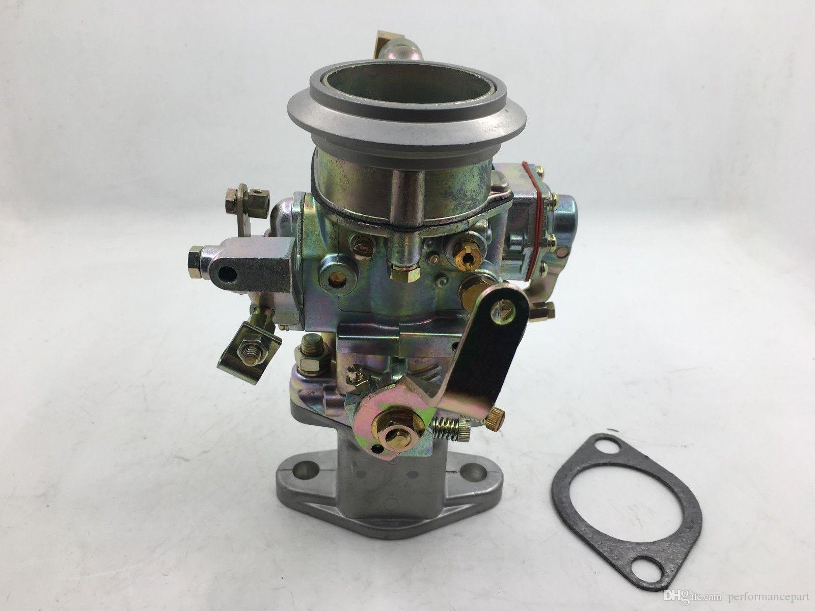 Jeep 134 F Head Engine Diagram 2018 Solex Carburetor Fits Willys Cj3b Cj5 Cj6 Ci 1770102 1 Barrel