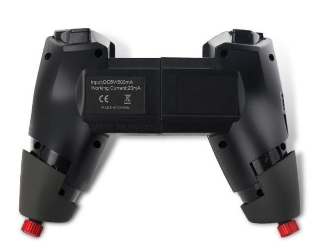 iPega PG-9055 Ayarlanabilir Teleskopik Kablosuz Bluetooth Oyun Pedi Denetleyicisi Gamepad Joystick iOS Android Cep Telefonu Tablet PC için Multimedya