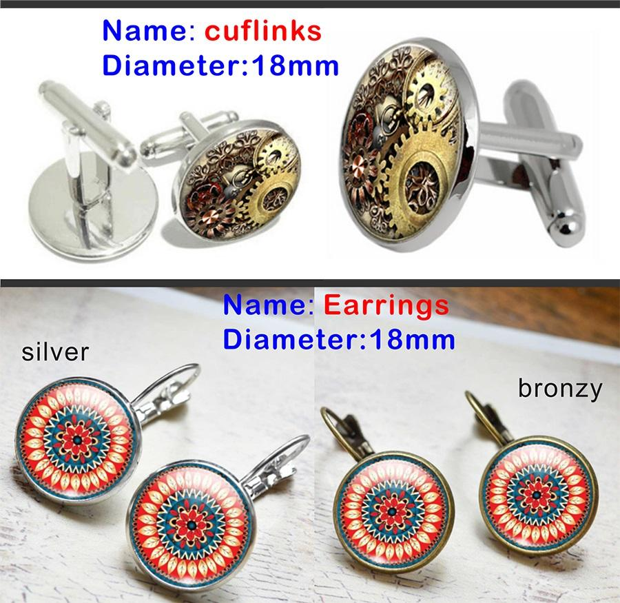 rock music glass Snap button Charm Popper for Snap Jewelry picture pendant GS9521