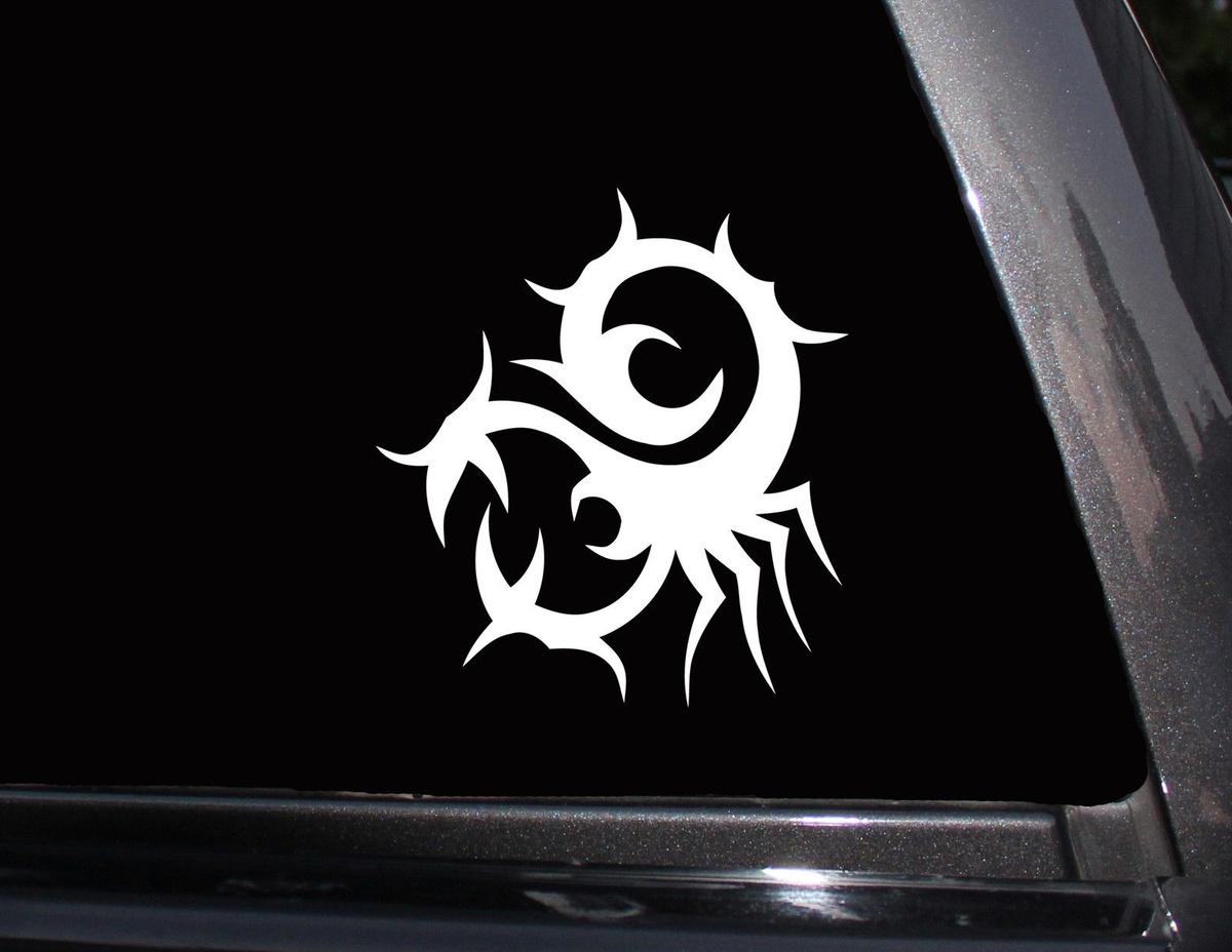 2019 car styling for scorpion bug animal laptop car truck window wall vinyl decal sticker from redchinatown 1 01 dhgate com