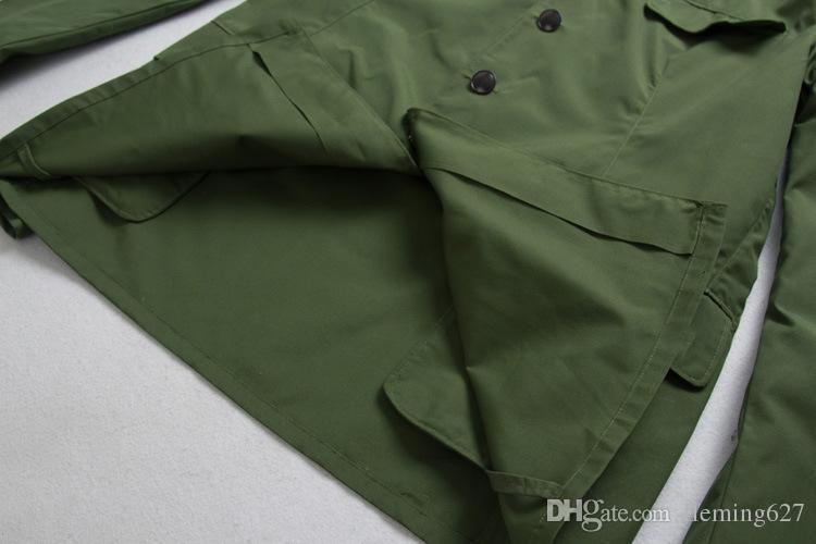 Nordkoreanische Soldatuniform Rote Garderobe grüne Leistung Kostüm Bühne Film Fernsehen Eight Route Army Outfit Vietnam Military