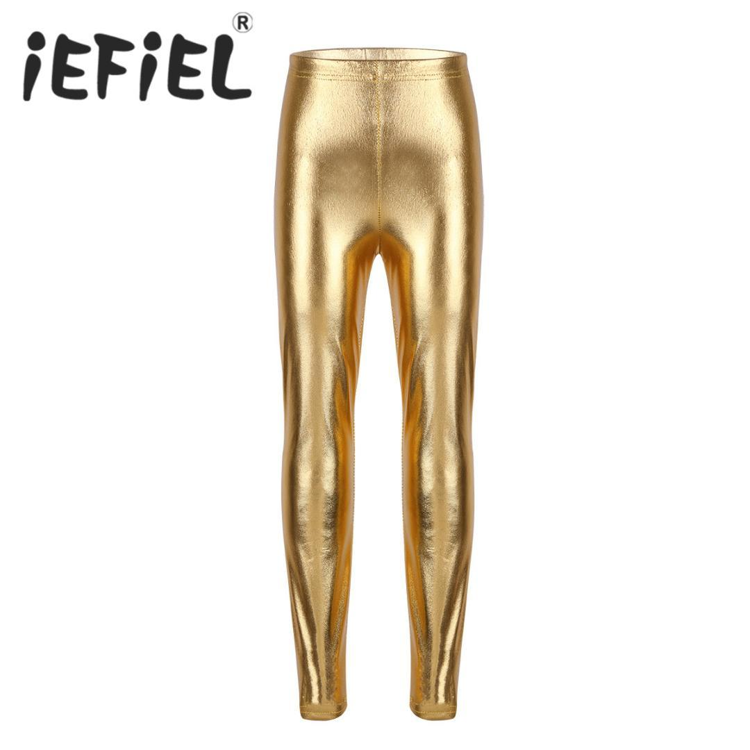b99e7678e76 2019 IEFiEL Kids Girls Children Fashion Ballet Pantyhose Children Dancewear  Leggings For Performances Costumes Ballet Class Pants From Pamele