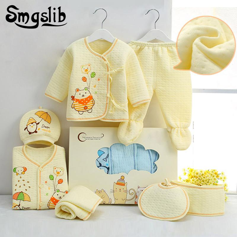 8dd092a2ebd3 2019 Baby Girl Clothes Infant Newborn Clothes 0 3 Months Toddler Girls Hat  Top Cotton Baby Boy Outfit Baby Clothing Sets Y18102208 From Gou08