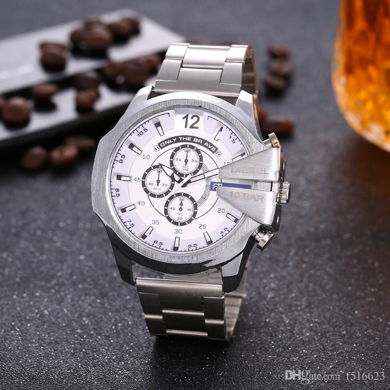 6c742833c0c Top Quality Brand50MM Luxury Watch AAA Classic Men Watch Famous ...