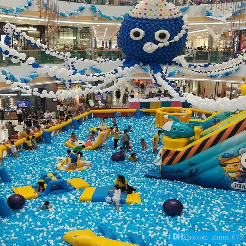 marine ball 7 cm diameter Ocean Balls ball pits baby toys Kid Swim Pool Pit Toy
