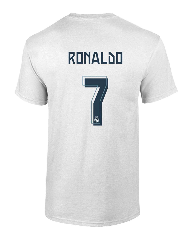 a9f8523c2904c Compre Camiseta Zone Real Madrid Camiseta Cristiano Ronaldo Para Hombre A   14.47 Del Dhgatesbill
